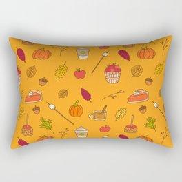 Festively Fall Rectangular Pillow