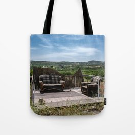 Calm place to relax Tote Bag