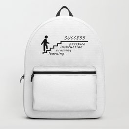 Steps to Success Backpack