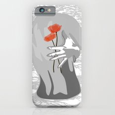 Poppy Back iPhone 6s Slim Case