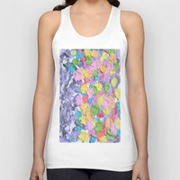 ferris wheel Tank Tops featuring Ferris Wheel  by Laura Jane Mitbrodt