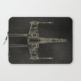 X-Wing Fighter Laptop Sleeve