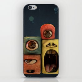 4Blocks iPhone Skin