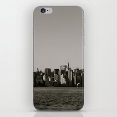New York Skyline iPhone & iPod Skin