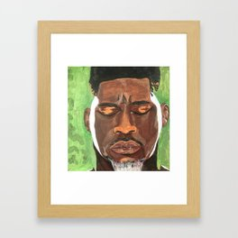 David Banner Framed Art Print