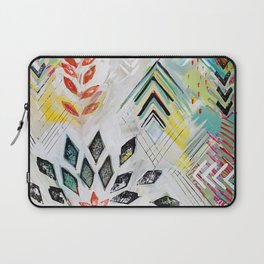 """Holocene"" Original Painting by Flora Bowley Laptop Sleeve"