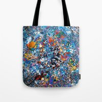 fruit Tote Bags featuring Fruit by Stephen Linhart