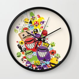 From Down Under Wall Clock