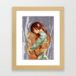 The Paradox Framed Art Print