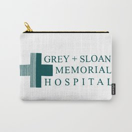 Grey Sloan Memorial Hospital Carry-All Pouch