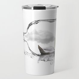 travel in a bottle Travel Mug