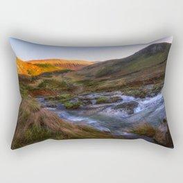 Ireland mountains (RR 252) Rectangular Pillow