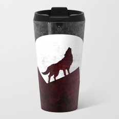 Wolf XCI Metal Travel Mug