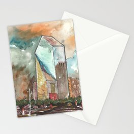 The Fountain Place Stationery Cards