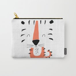 TIGER CARTOON Carry-All Pouch
