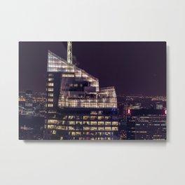 Bank Of America tower Metal Print