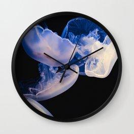 Medusa Luna Del Pacifico Jellyfish Wall Clock