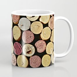 Wine Tops Coffee Mug