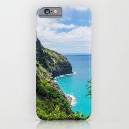 Na Pali Coast iPhone Case