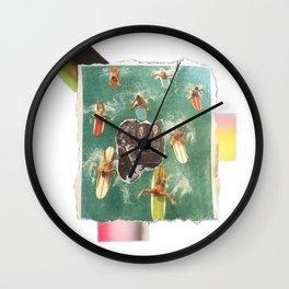 Surfin' USA Wall Clock