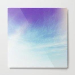 Hopeful Skies Metal Print