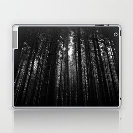 Norwegian woods - Bergen, Hordaland Laptop & iPad Skin