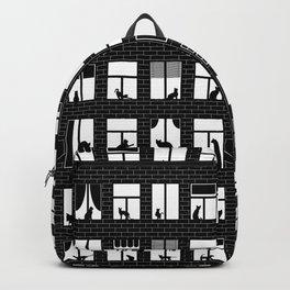Feline Towers Backpack