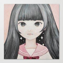 Mitsumeru☆Miracle Canvas Print