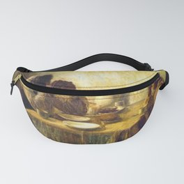 African American Masterpiece 'The Thankful Poor' by Henry Ossawa Tanner Fanny Pack