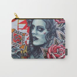 Des roses pour n°5 Carry-All Pouch
