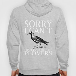Plovers Funny Tshirt Hoody