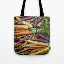 Fall/Winter Carrots Tote Bag
