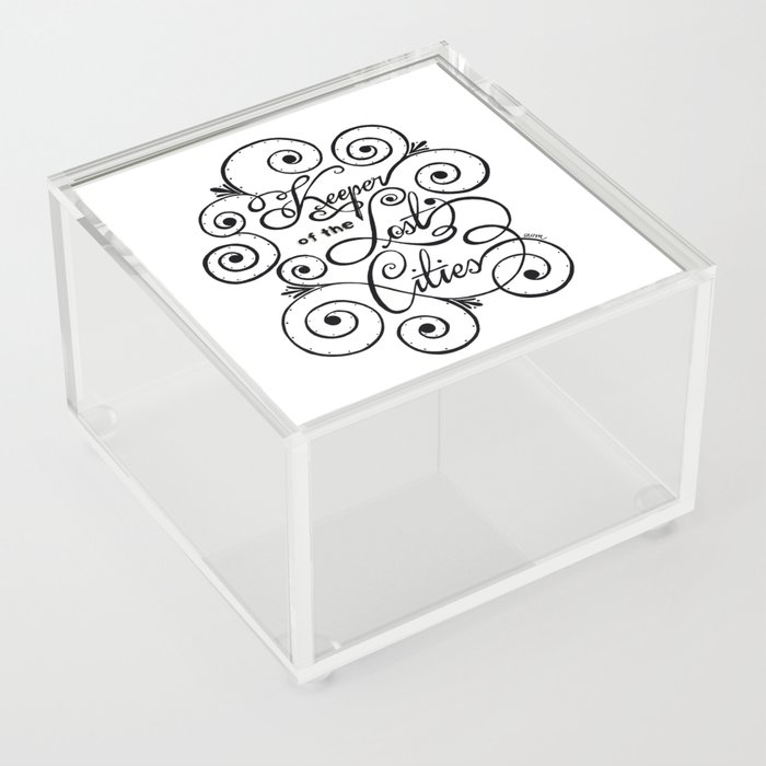 Keeper of the Lost Cities Acrylic Box