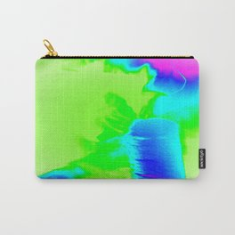Color Explosion Panel Art #1 Carry-All Pouch