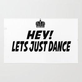 Lets Just Dance Rug