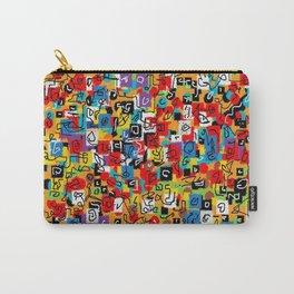 Laberinto multicolor Carry-All Pouch