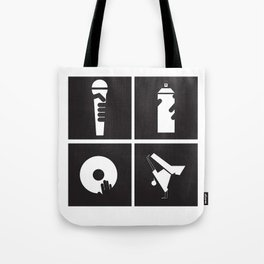 Style HipHop Tote Bag