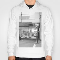 stephen king Hoodies featuring Stephen Avenue by RMK Creative