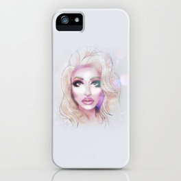 BIBLEGIRL666 iPhone Case