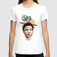 caleb troy T-shirts featuring Troy by mycolour