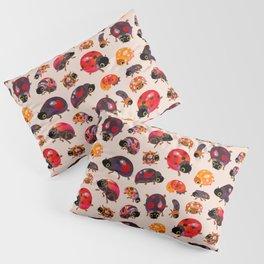 Lady beetles Pillow Sham