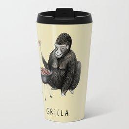 Grilla Travel Mug