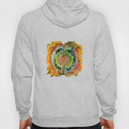 Contour - Blessed With Weird Things Hoody