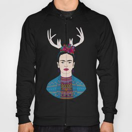 DEER FRIDA Hoody