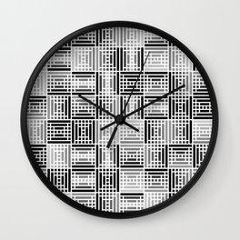 boundaries Wall Clock
