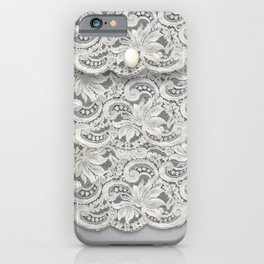Chantilly iPhone Case