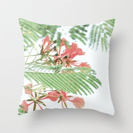 Live With You Throw Pillow