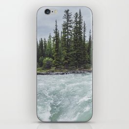 Athabasca River iPhone Skin