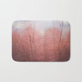 Purple Grass I Bath Mat
