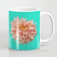 jewish Mugs featuring Flower Petals by Brown Eyed Lady